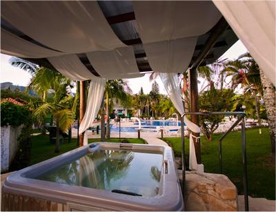 Banheira Sueca Hotel Termas