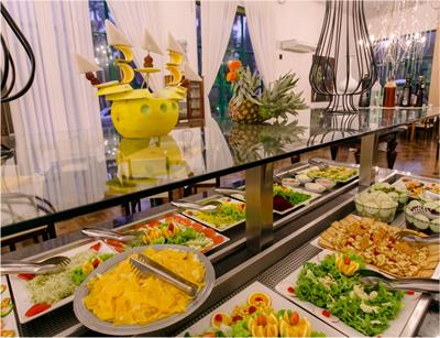 Gastronomia do Hotel Termas