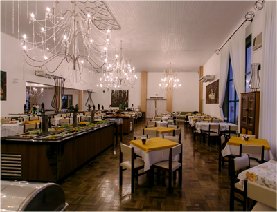 Restaurante Hotel Termas